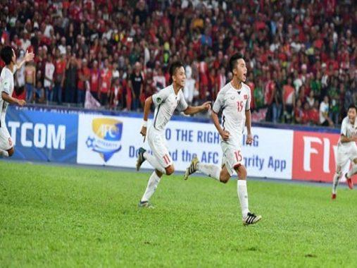 Tin bóng đá: U16 Việt Nam vẫn chưa có may mắn – Quang Hải Vẫn được Thái Lan săn đón