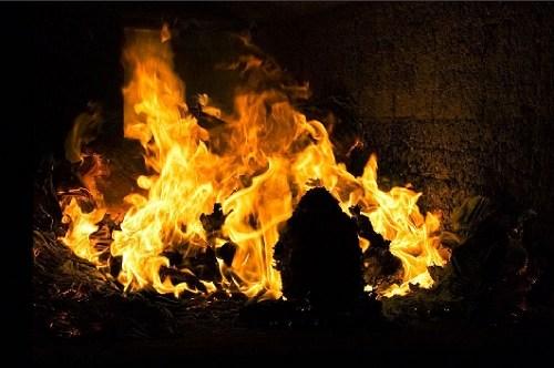 Mơ thấy lửa điềm báo gi
