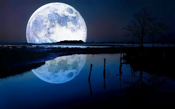 mơ thấy mặt trăng điềm báo gì