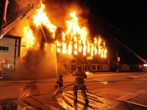 Mơ thấy cháy nổ có ý nghĩa gì và đánh con xổ số nào