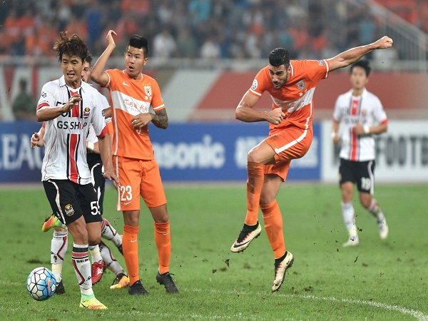 Nhận định Henan Jianye vs Shandong Luneng