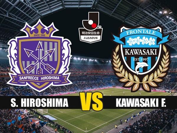 Nhận định Hiroshima vs Kawasaki Frontale (17h00 ngày 31/07)
