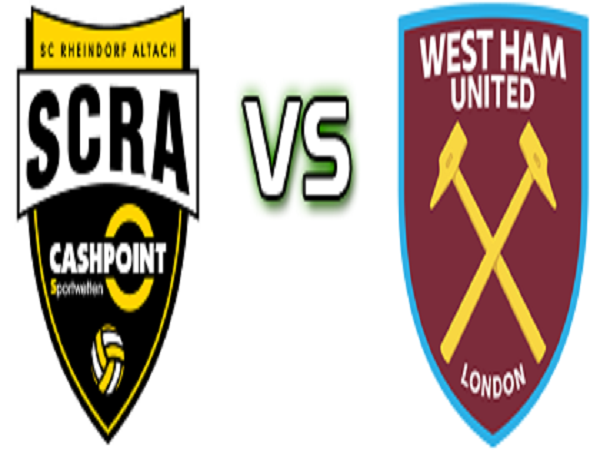 Nhận địnhSCR Altach vs West Ham