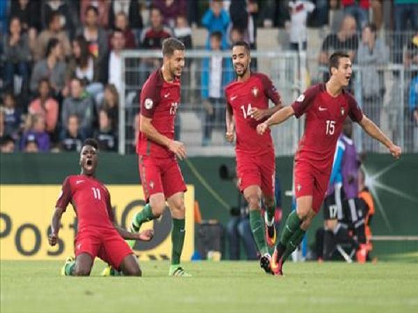 Nhận định U19 Bồ Đào Nha vs U19 Ireland