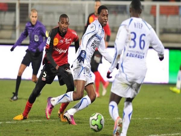 Nhận định trận Auxerre vs Guingamp