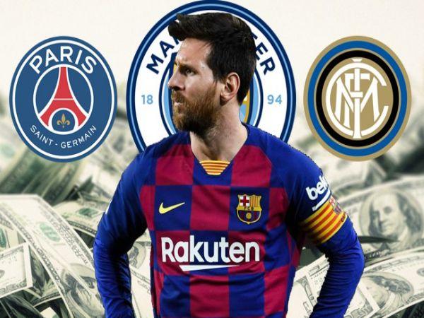 Chuyển nhượng chiều 27/8: MU bớt một đối thủ trong cuộc đua giành Messi