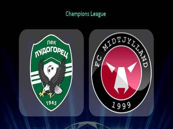 Nhận định kèo Ludogorets vs Midtjylland, 00h30 ngày 27/08