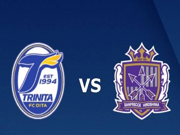 Nhận định kèo Oita Trinita vs Sanfrecce Hiroshima, 17h00 ngày 23/9