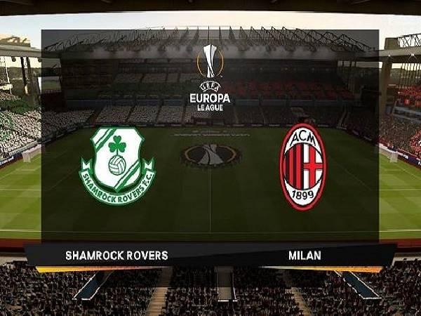 Nhận định kèo Shamrock Rovers vs AC Milan 01h00, 18/09 - Cúp C2 châu Âu