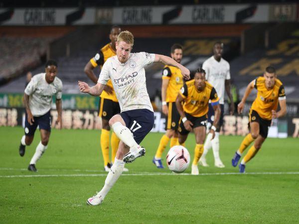 Tin bóng đá chiều 22/9: De Bruyne toả sáng ở trận ra quân của Man City