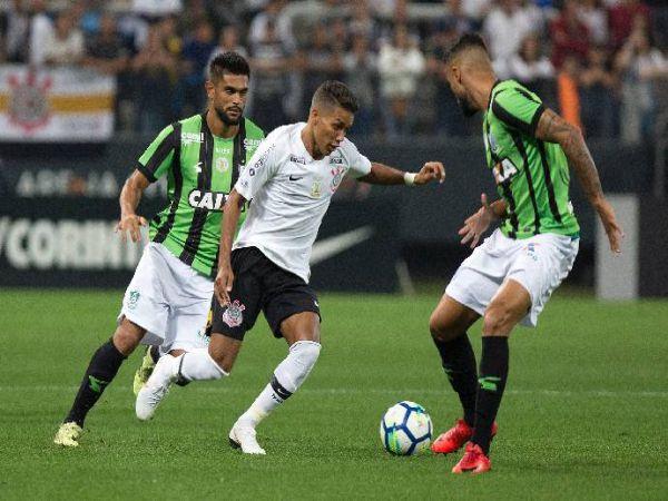 Nhận định soi kèo Corinthians vs America Mineiro, 07h30 ngày 29/10