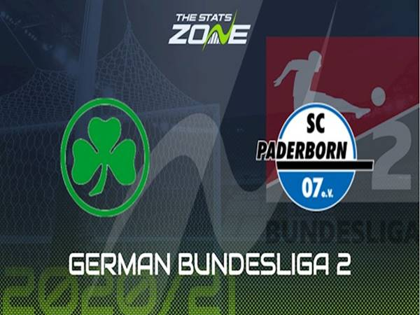 Nhận định Greuther Furth vs Paderborn, 00h30 ngày 16/1