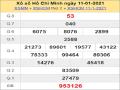 Soi cầu XSHCM 16/1/2021 chốt số dự đoán kết quả hôm nay