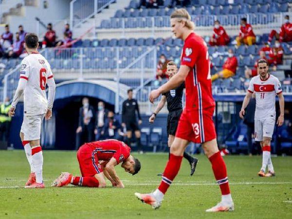 Nhận định kèo Montenegro vs Na Uy, 01h45 ngày 31/3 - VL World Cup