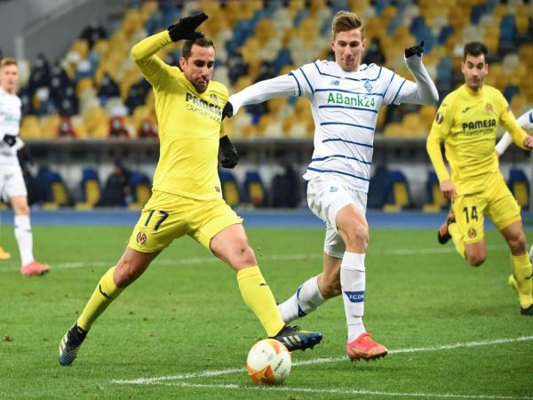 Nhận định tỷ lệ Villarreal vs Dynamo Kiev, 03h00 ngày 19/3 - Cup C2