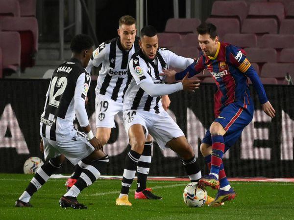 Soi kèo Levante vs Barcelona, 03h00 ngày 12/5 - La Liga