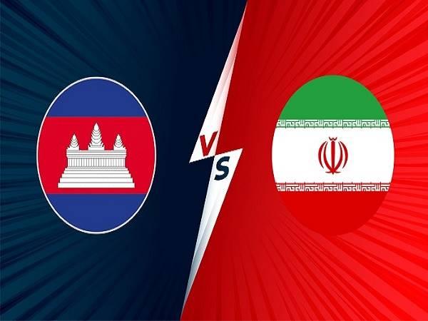 Nhận định kèo Campuchia vs Iran – 21h30 11/06/2021, VLWC KV Châu Á