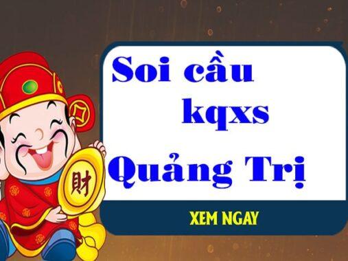 Soi cầu XSQT 17/6/2021 soi cầu bạch thủ xs Quảng Trị