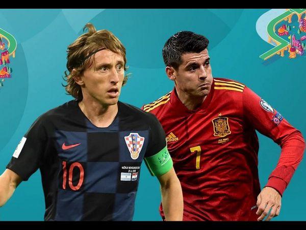Nhận định tỷ lệ Croatia vs Tây Ban Nha, 23h00 ngày 28/06 - Euro 2021