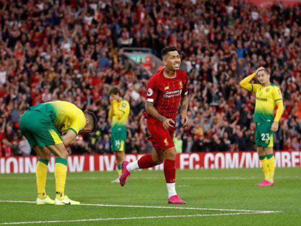 Nhận định kèo Norwich vs Liverpool, 23h30 ngày 14/8 - Ngoại Hạng Anh
