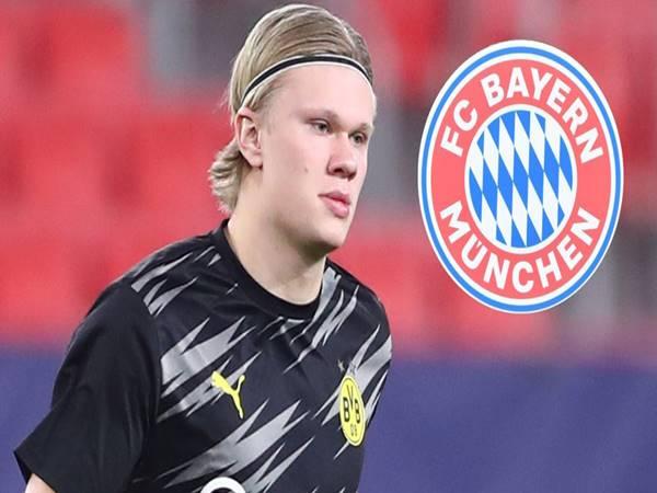 Tin bóng đá chiều 20/8: Bayern nhắm Haaland thay Lewandowski