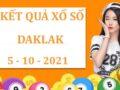 Soi cầu xổ số Daklak 5/10/2021 – Thống kê lô đẹp thứ 3